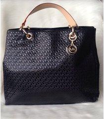 buykom hermosa cartera bolso negro para dama de hombo