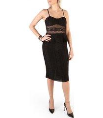 korte jurk guess - 71g746_8220z
