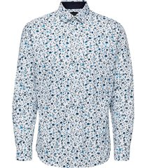 overhemd met lange mouwen slim fit -