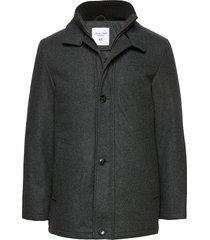 harrison jacket ulljacka jacka grå seven seas copenhagen