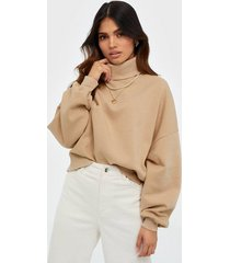 nly trend perfect chunky polo sweat sweatshirts