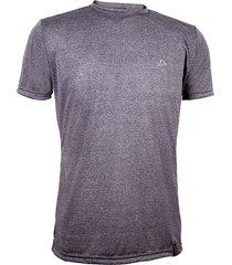 camiseta dry living mc masculina - conquista