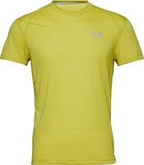 ua streaker 2.0 shortsleeve t-shirts short-sleeved gul under armour