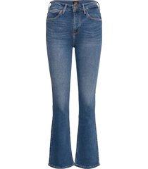 breese boot jeans wijde pijpen blauw lee jeans