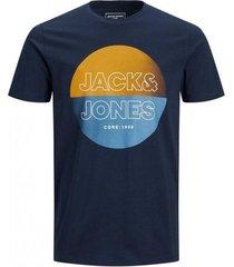 t-shirt korte mouw jack & jones camiseta jack jones fading 12191978