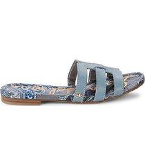 bettie leather sandals