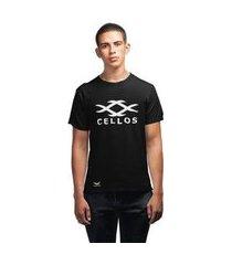 camiseta cellos horns premium masculina