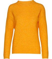 papinaiw ck pullover gebreide trui geel inwear