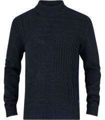 tröja jprarvin knit high neck