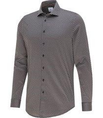 blue industry 2410.22 shirt overhemd navy -