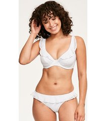 bohemia underwire high apex bikini top