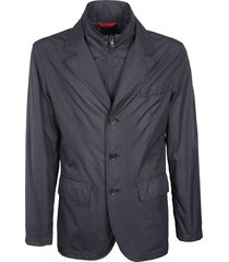 fay db front jacket city basic