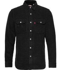 jackson worker mineral black overhemd casual zwart levi´s men