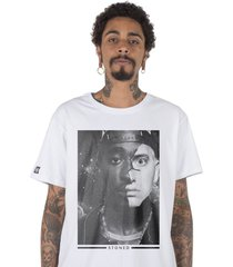 camiseta masculina stoned 2pac x eminem