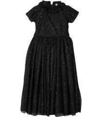 sonia rykiel enfant black dress