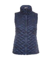 colete thermoball vest the north face - azul
