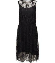 dress korte jurk zwart rosemunde