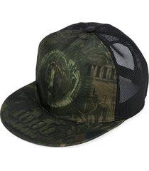 givenchy mesh cap - green