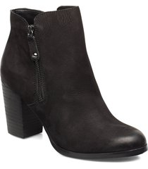 naedia shoes boots ankle boots ankle boot - heel svart aldo