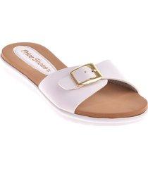 priceshoes sandalia confort dama 752raquelblanco