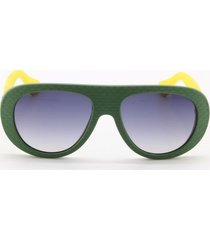 gafas havaianas acetato verde unisex