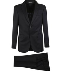z zegna classic single-breasted two-button suit