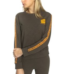 calvin klein 1981 bold sweatshirt * gratis verzending *