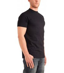 garage basis t-shirt zwart two pack ( art 0101)
