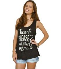 camiseta regata nalu rio mermaid