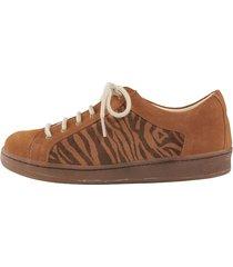 skor leonie brun