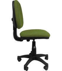 silla oficina  platina media  manzana ref:2050