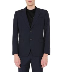 alexander mcqueen single-breasted jacket