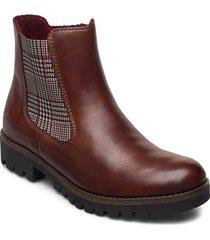 78570-25 shoes chelsea boots brun rieker