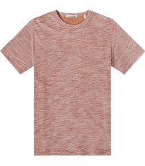 new box t-shirt stripe
