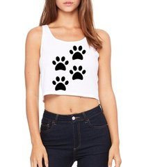 top cropped criativa urbana 4 patas