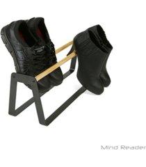 mind reader small shoe rack, slipper holder, organizer, shoe holder