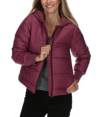 parka lasara insulated fucsia oscuro cat