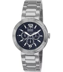 relógio masculino dumont rotor du6p29abi/3a
