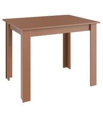 mesa fixa para cozinha até 4 lugares móveis canção ceramic