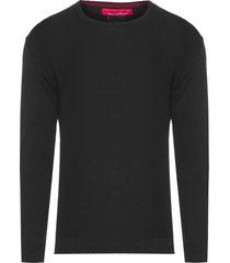 suéter masculino topázio - preto