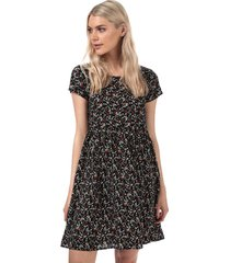 womens ditsy floral smock dress