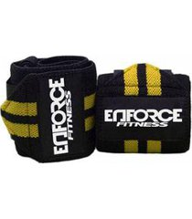 munhequeira profissional crossfit powerlifting - enforce fitness