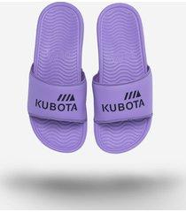klapki kubota basenowe pro fioletowe