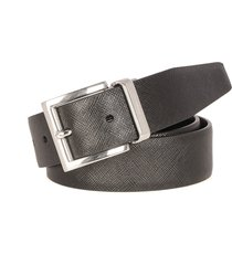 prada double belt