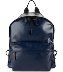 medium dana faux leather backpack