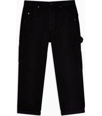 mens black carpenter jeans