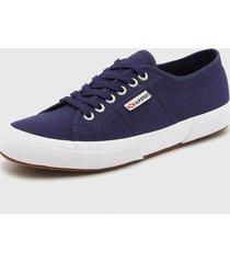 zapatilla azul superga 2750-cotu classic