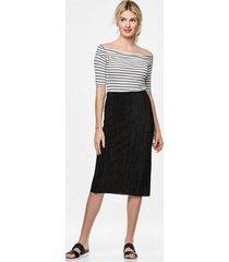 kjol the plissé tube skirt