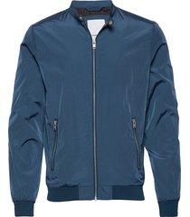 casual jacket dun jack blauw lindbergh