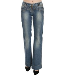 low waist wide leg denim pants jeans